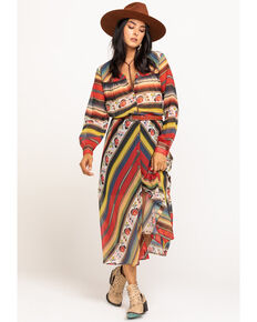 Tasha Polizzi Wmen's Sonoran Midi Dress, Multi, hi-res