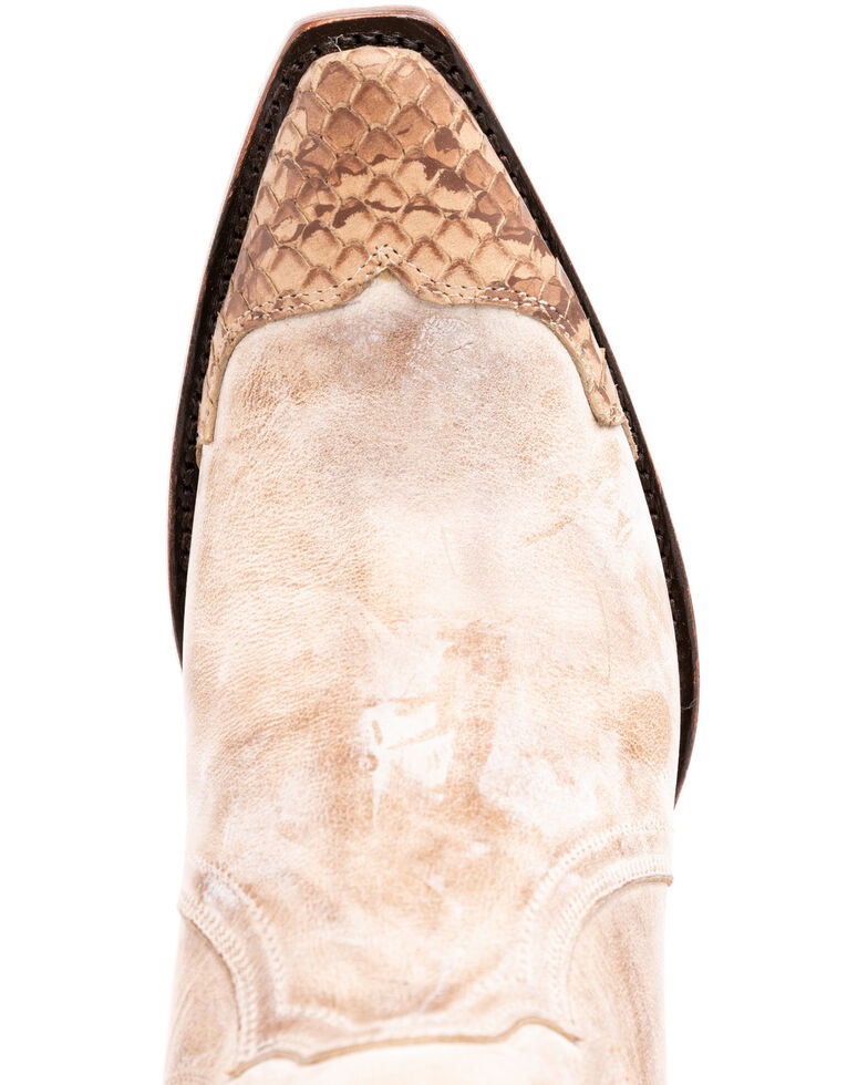 Idyllwind Women's Sanded Sky Western Boots - Snip Toe, Taupe, hi-res