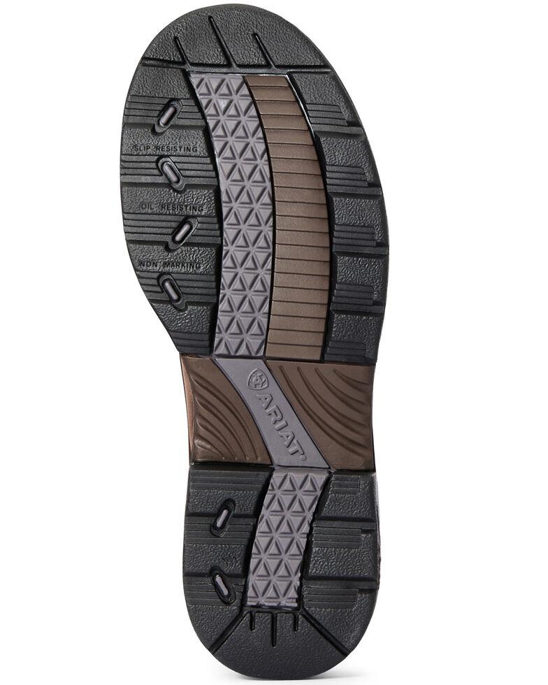 Ariat Women's Casey Metguard Work Boots - Composite Toe, Brown, hi-res