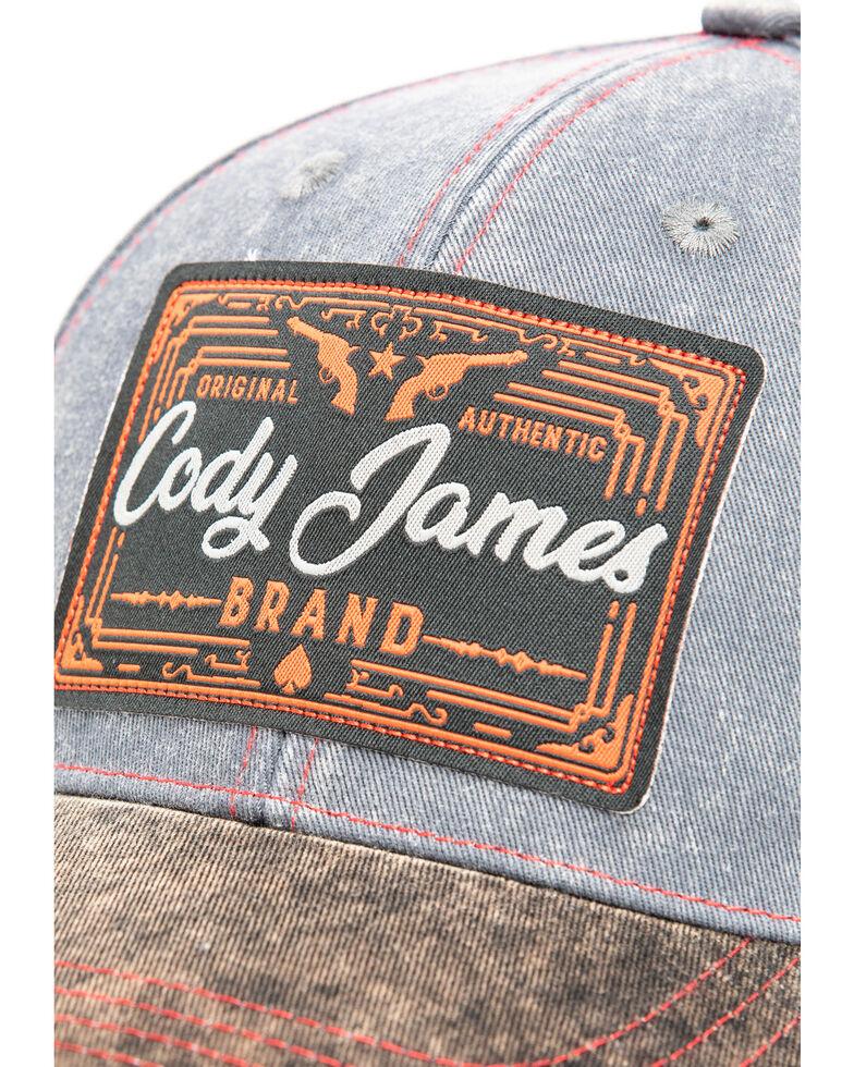 Cody James Men's Black Label Cap , Black, hi-res