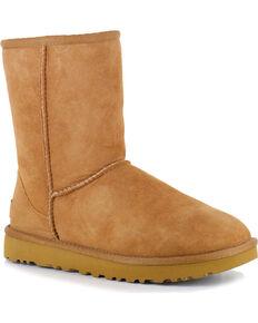 UGG Women's Chestnut Classic II Short Boots, Chestnut, hi-res
