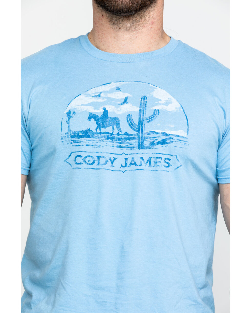 Cody James Men's Desert Stroll Graphic T-Shirt , , hi-res