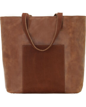 TrueLu Women's Copper Olivia Bucket Tote , Rust Copper, hi-res