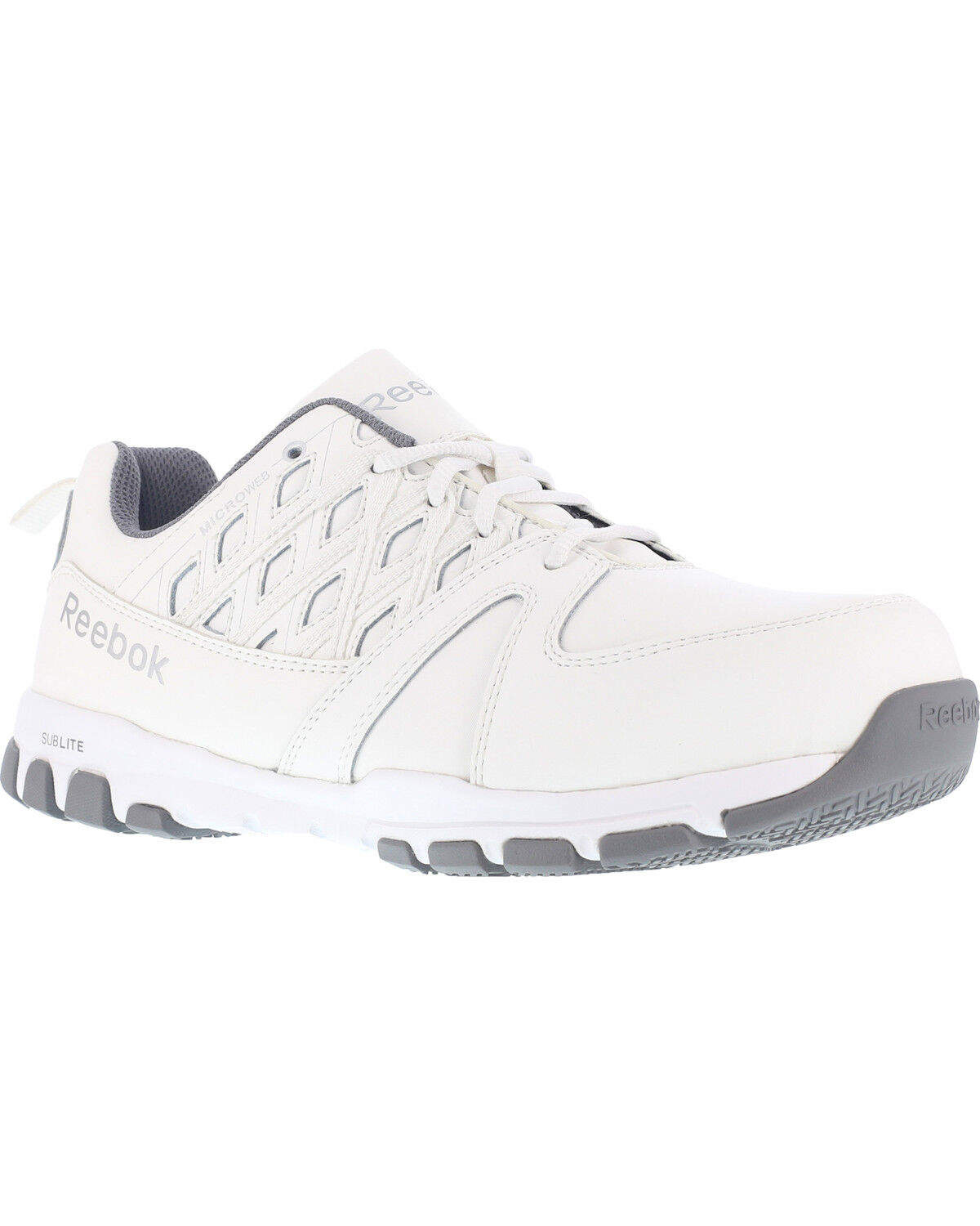 Athletic Oxford Shoes - Steel Toe
