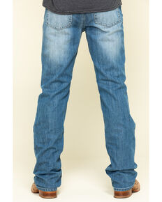 Cody James Men's Clovehitch Stackable Light Wash Stretch Regular Straight Jeans , Blue, hi-res