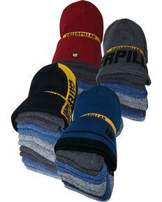 Caterpillar Men's Knit Sock and Beanie Bundle , Multi, hi-res