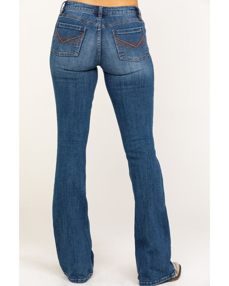Idyllwind Women's Seams to Be Bootcut Jeans, Blue, hi-res