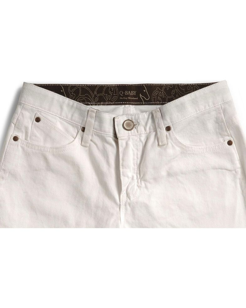 Wrangler Jeans - Q Baby Ultimate Riding Jeans, Off White, hi-res