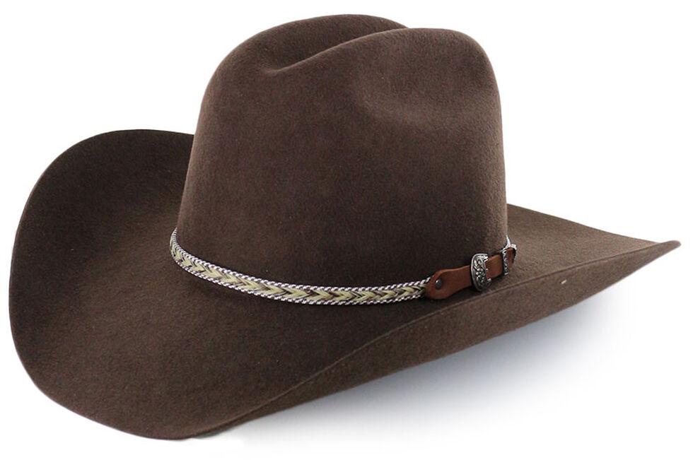 d2441a28a347e Cody James Men s Ramrod Pro Rodeo 3X Wool Felt Cowboy Hat - Country ...