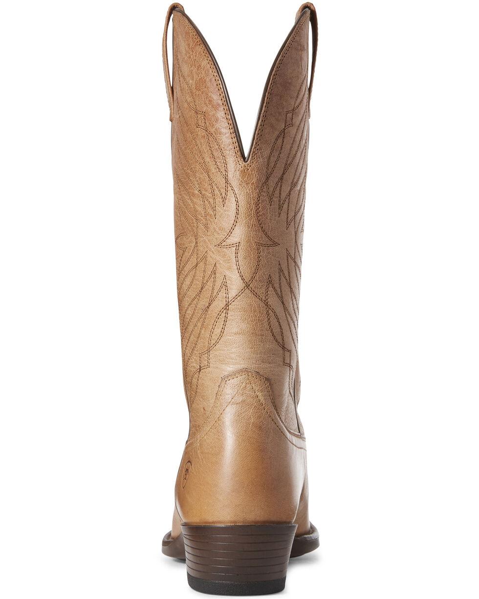 Ariat Men's Uptown Western Boots - Round Toe, Heather Grey, hi-res