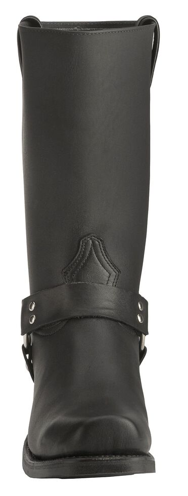 Boulet Motorcycle Harness Boots, Black, hi-res