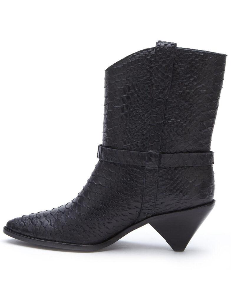 Matisse Women's Fair Lady Fashion Booties - Round Toe, Black, hi-res