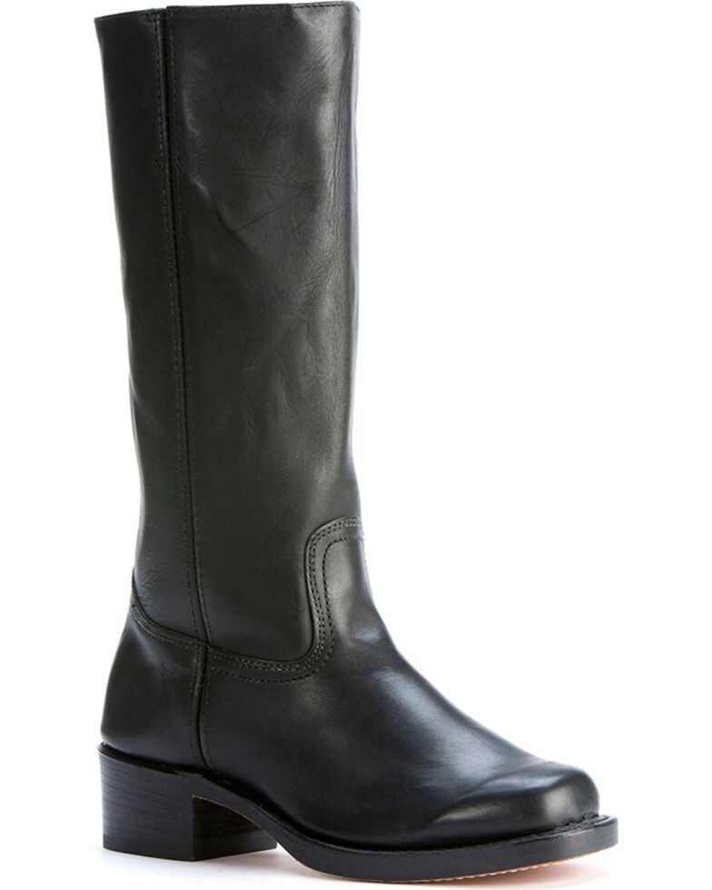 Frye Women's Campus 14L Boots - Square Toe, Black, hi-res