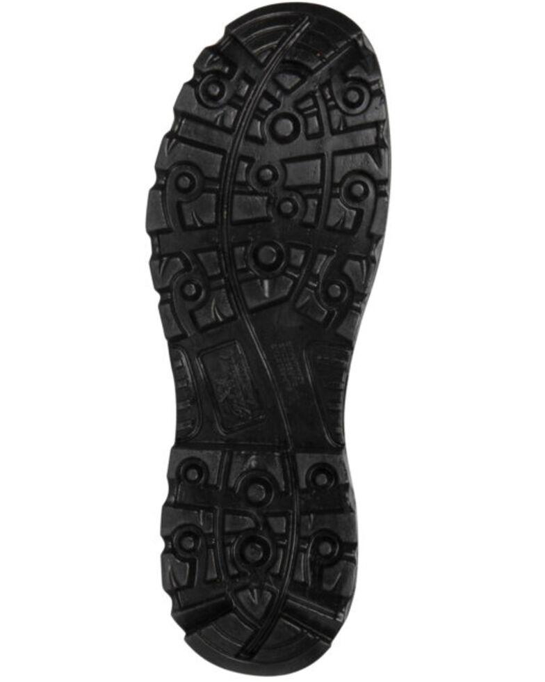 Thorogood Men's Brown American Union Waterproof Work Boots - Steel Toe, Brown, hi-res