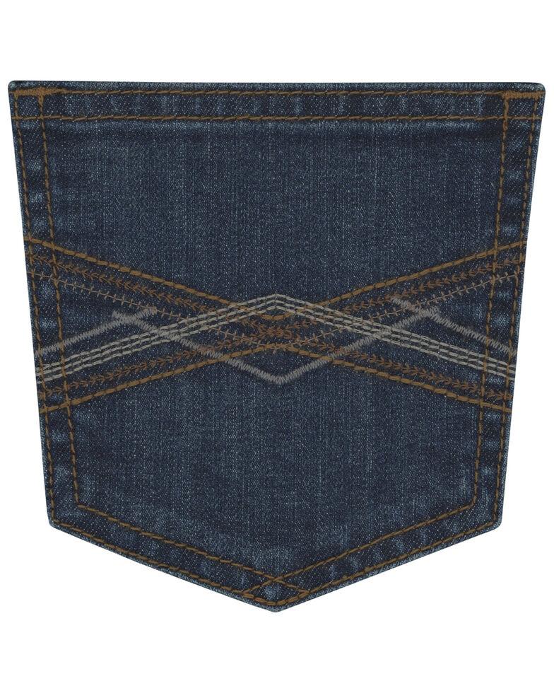 Wrangler 20X Boys' Glendive No.44 Slim Straight Jeans , Blue, hi-res