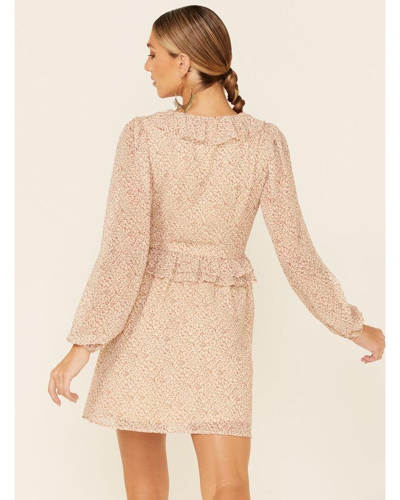 Sadie & Sage Women's I Love Her Dress, Cream, hi-res