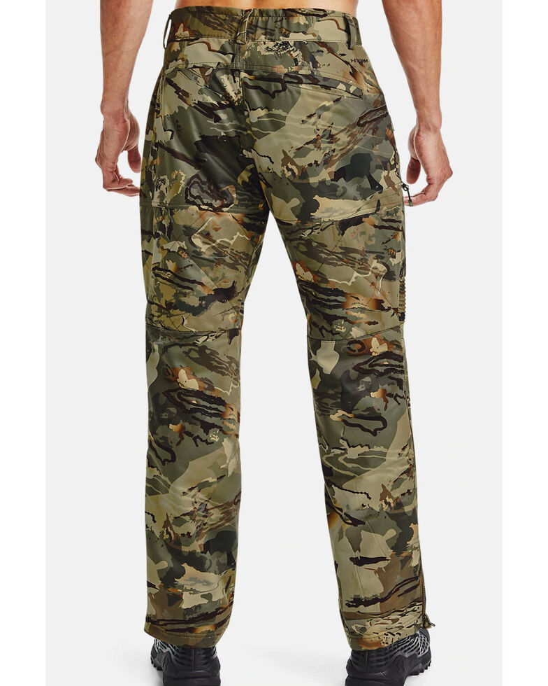 Under Armour Men's Realtree Camo Brow Tine Work Pants , Camouflage, hi-res