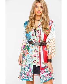 Johnny Was Women's Kukui Kimono, Multi, hi-res