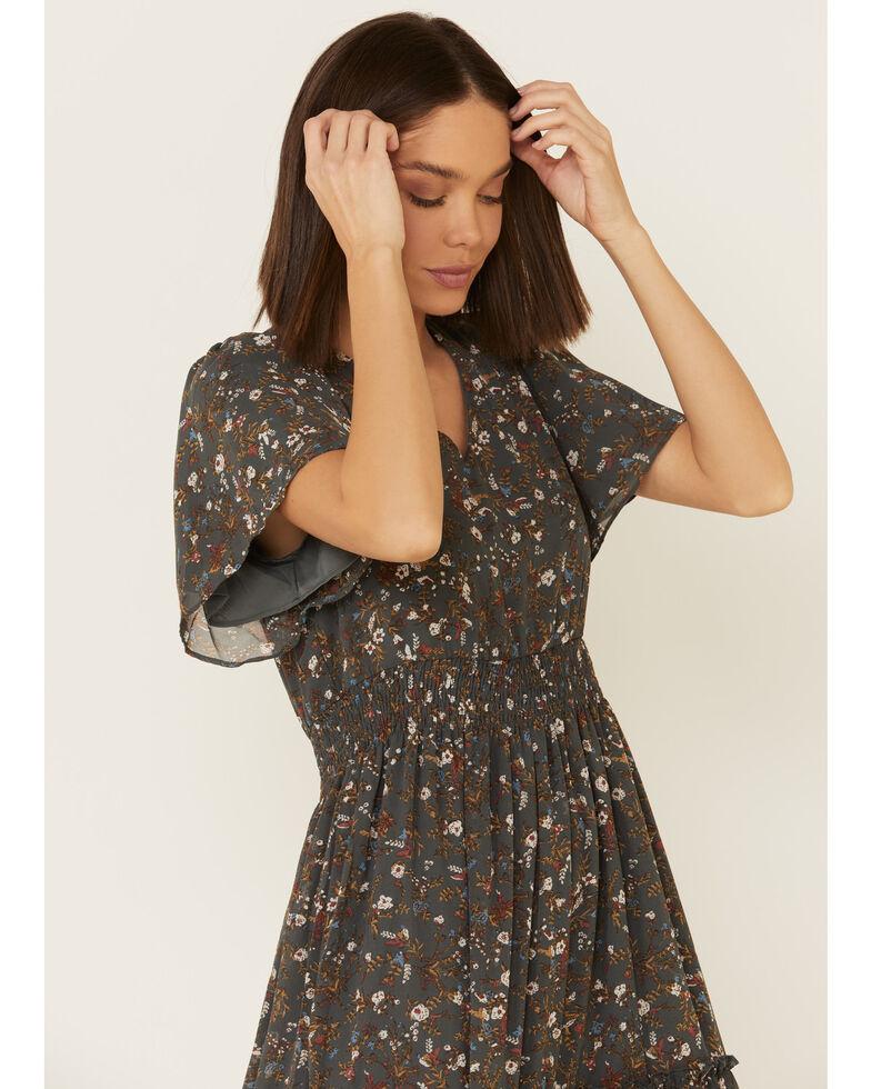 Mikarose Women's Eden Dress, Sage, hi-res