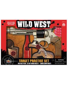 Parris Boys' Wild West Target Set, No Color, hi-res