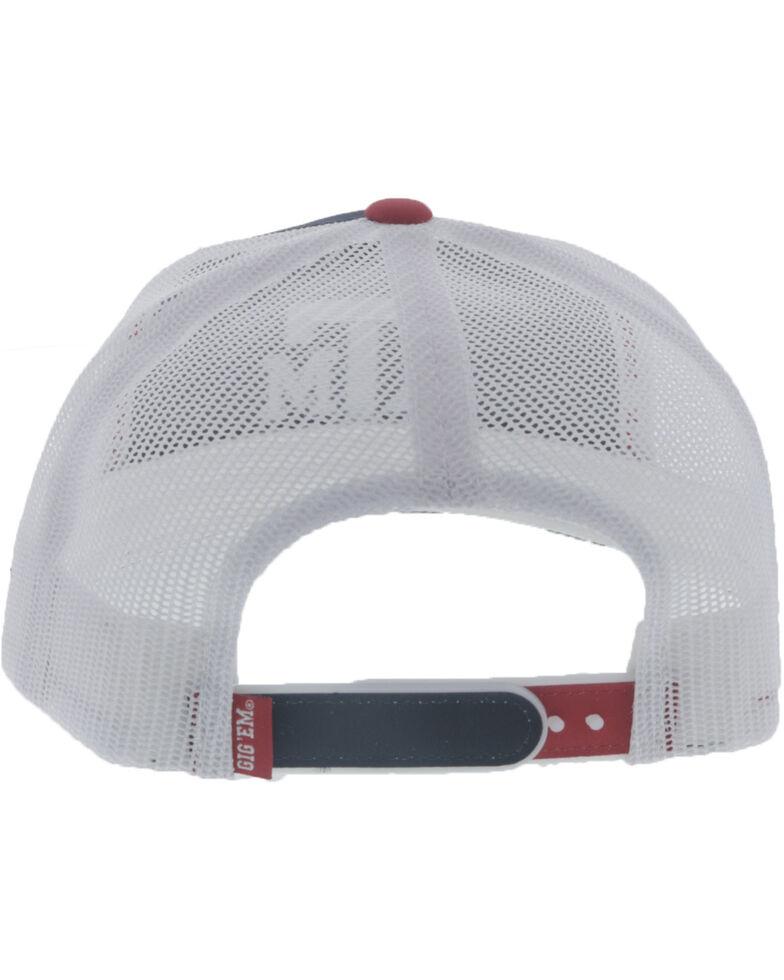 HOOey Men's Texas A&M Logo Snap Back Cap , Multi, hi-res