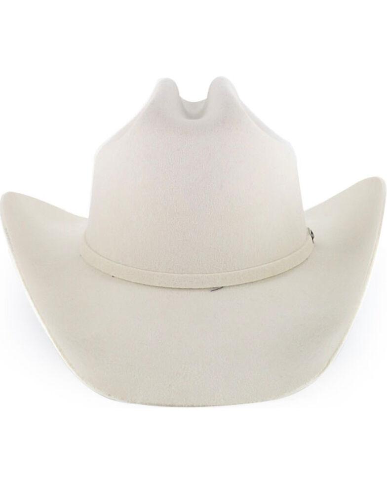 Moonshine Spirit Men's 3X Wool Felt Cowboy Hat, White, hi-res