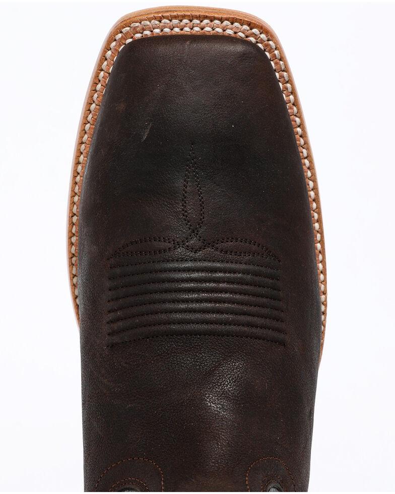 Ariat Men's Brown Relentless Record Breaker Boots - Square Toe , Brown, hi-res