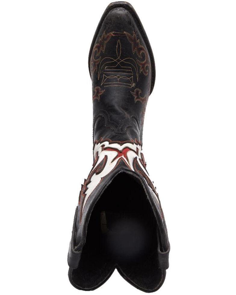 Matisse Women's Stampede Western Boots - Snip Toe, Black, hi-res