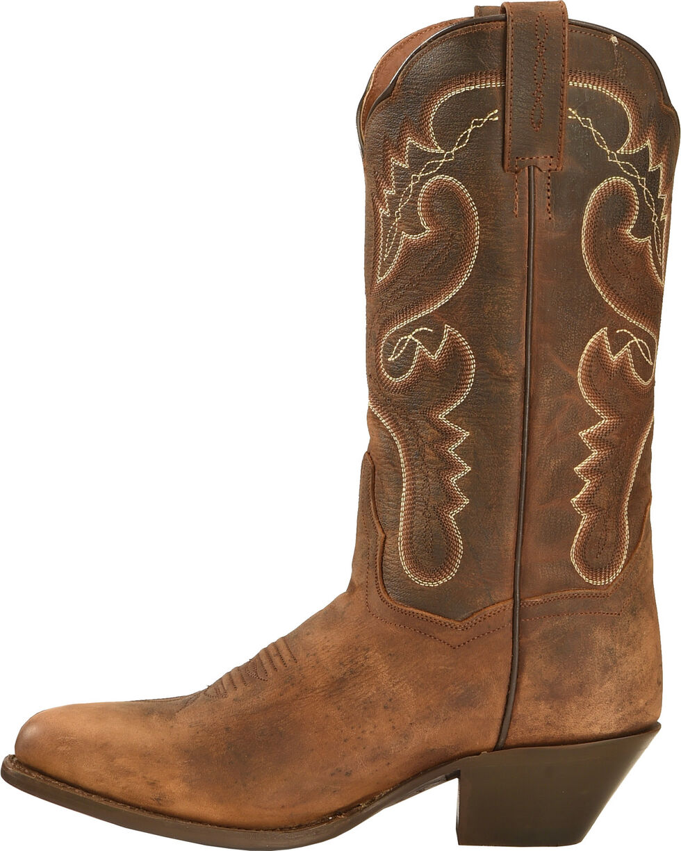 Dan Post Marla Cowgirl Boots - Medium Toe, Bay Apache, hi-res