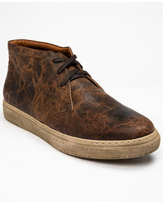 Cody James Men's Freestyle Lace Chukka Shoes, Tan, hi-res