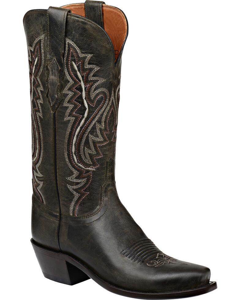 1e68b155f15 Lucchese Handmade 1883 Women's Cassidy Cowgirl Boots - Snip Toe