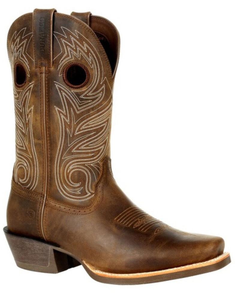 Durango Men's Rebel Pro Western Boots - Square Toe, Tan, hi-res