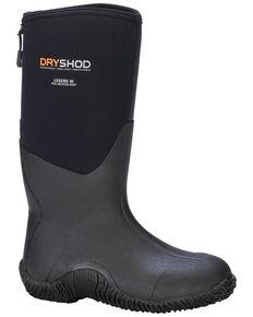 Dryshod Men's Hi Legend Adventure Boots, Black, hi-res