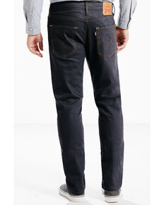 Levis Men's 502 Regular Tapered Fit Jeans , Blue, hi-res