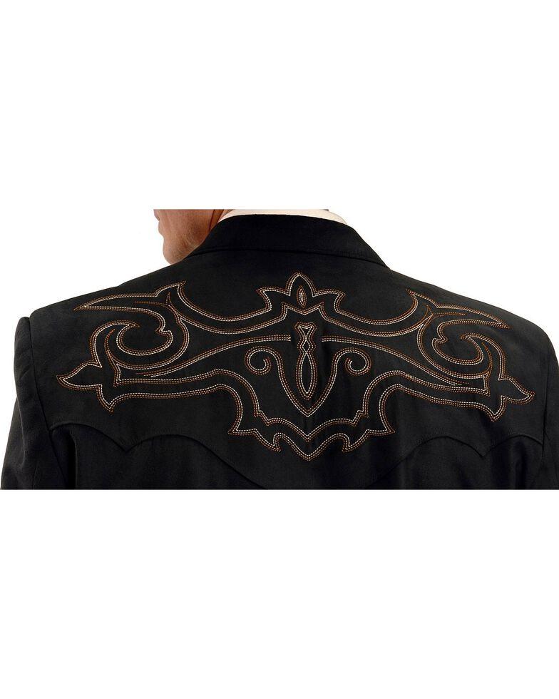 Circle S Galveston Sport Coat - Reg, Tall, Black, hi-res