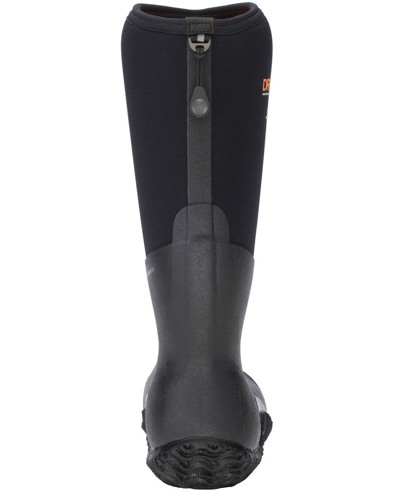 Dryshod Women's Legend Adventure Work Boots, Black, hi-res