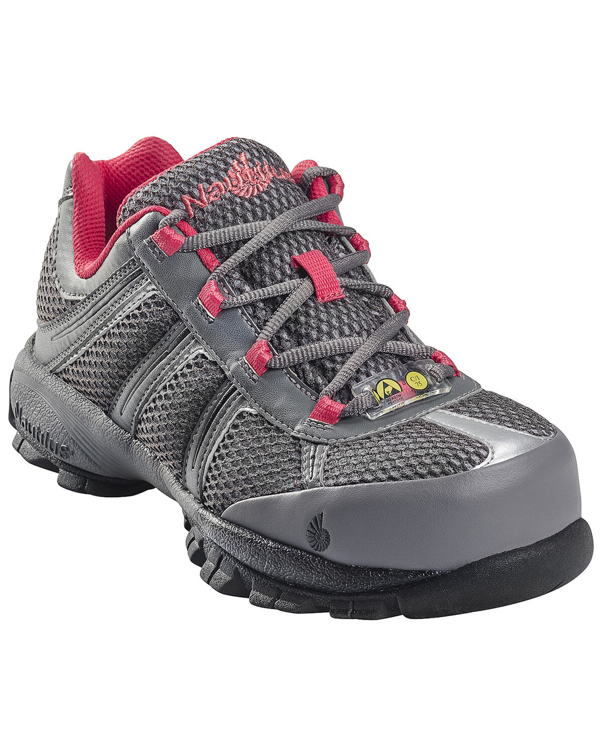 ESD Athletic Work Shoes - Steel Toe