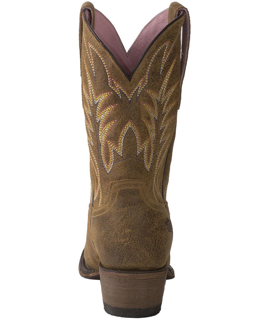 Junk Gypsy by Lane Women's Dirt Road Dreamer Western Boots - Snip Toe, Tan, hi-res