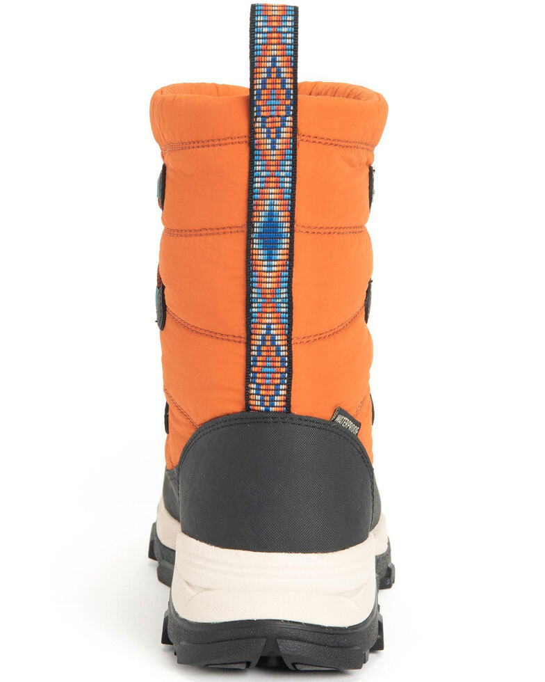 Muck Boots Women's Arctic Ice Rubber Boots - Round Toe, Moss Green, hi-res