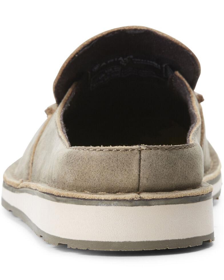 Ariat Women's Slide Brown Cruiser Shoes - Moc Toe, Brown, hi-res
