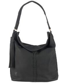 Browning Women's Ashley Concealed Carry Handbag, Black, hi-res