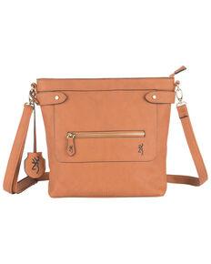 Browning Women's Brown Catrina Concealed Carry Handbag, Brown, hi-res