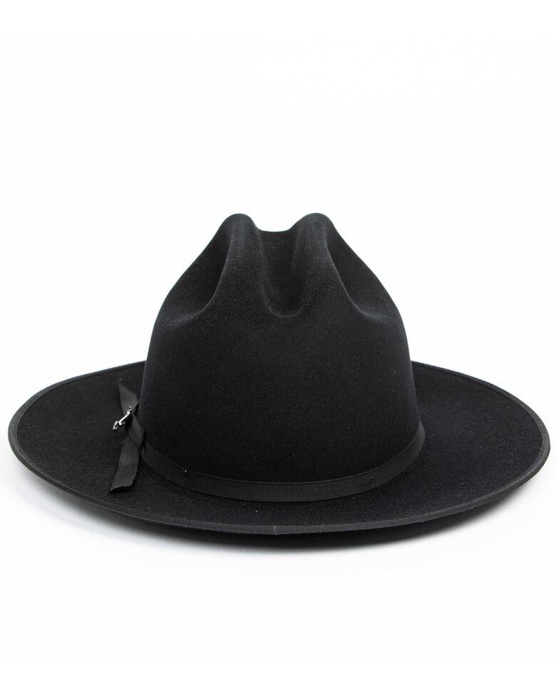 Stetson Men's Open Road 6X Hat, Black, hi-res
