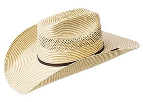 3429917d96bbdb Bailey Cassius 7X Straw Cowboy Hat
