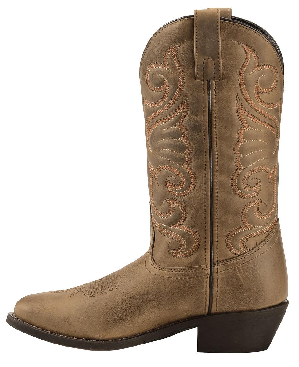 Laredo Women's Bridget Cowgirl Boots - Medium Toe, Tan, hi-res