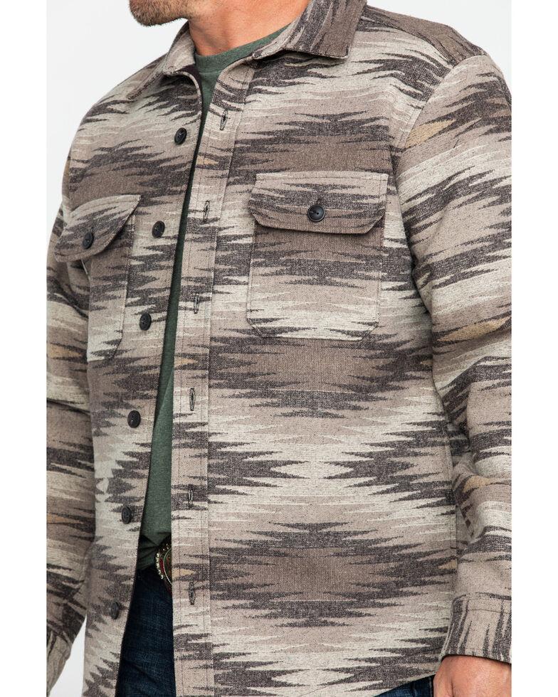 Pendleton Men's Magic Valley CPO Jacket , Brown, hi-res