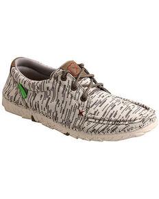 Twisted X Women's Zero-X Casual Shoes - Moc Toe, Grey, hi-res