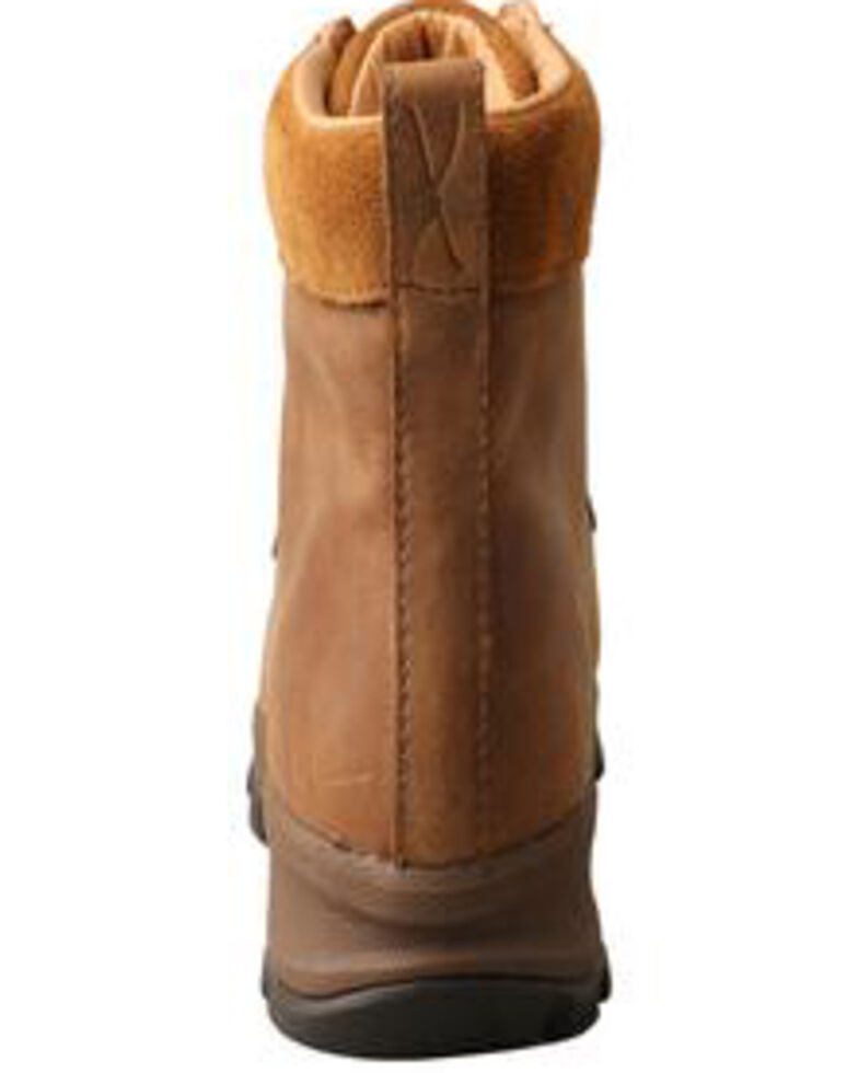 "Twisted X Women's Waterproof 6"" Alloy Hiker Boots, Tan, hi-res"