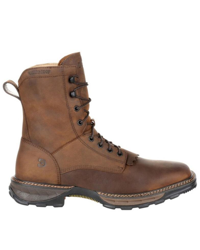 Durango Men's Maverick XP Waterproof Work Boots - Soft Toe, Brown, hi-res