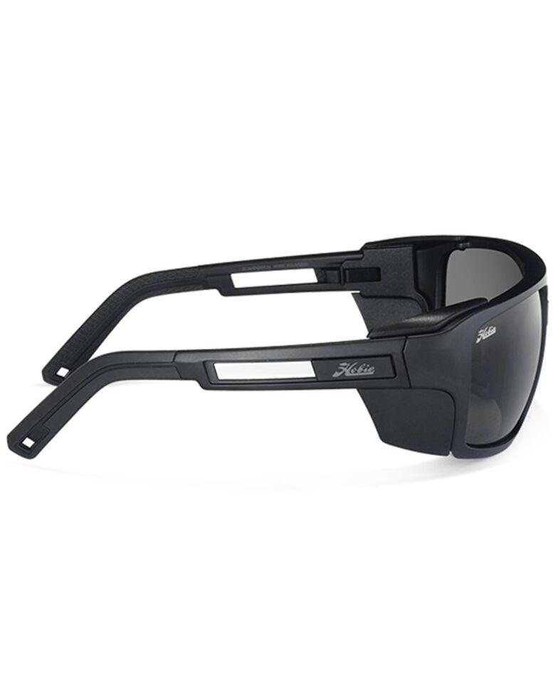 Hobie Men's El Matador Black & Grey Satin Frame Polarized Sunglasses , Black, hi-res
